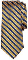 Brooks Brothers Framed Stripe Silk Tie