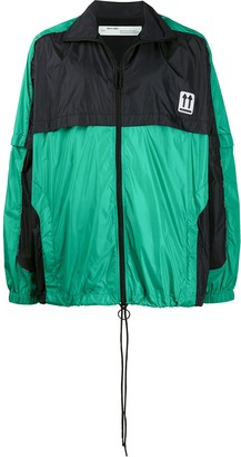 Off-White River Trail zipped jacket
