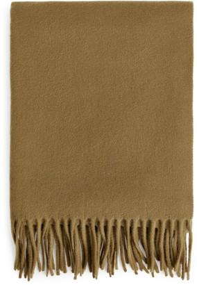 Arket Wool Scarf 50 x 200 cm