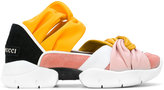 Emilio Pucci knotted slip-on sneakers