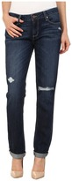 Paige Jimmy Jimmy Skinny Jeans in Elia Destructed