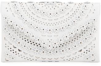 Alaia Oum Cutout Envelope Clutch Bag