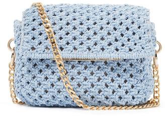 Forever New Camille Crochet Crossbody Bag