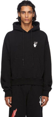 Off-White Black Pascal Arrows Hoodie