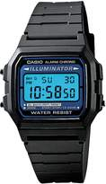 Casio Men's Illuminator Digital Chronograph Watch - F105W-1A