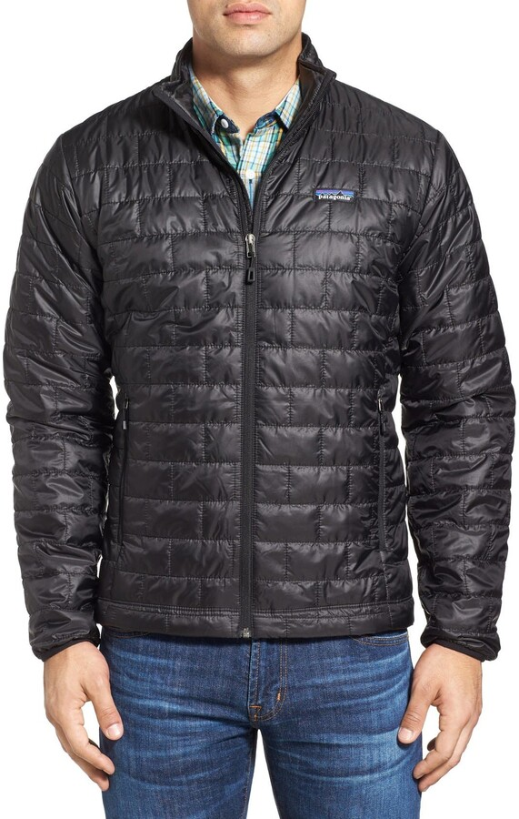 Nano Puff(R) Water Resistant Jacket