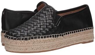 Sam Edelman Catherine (Black Softy Sheep Nappa Leather) Women's Shoes