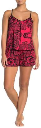 Jonquil In Bloom by Floral Cami & Shorts Pajama Set