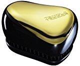 Tangle Teezer Gold Rush Hair Brush, Black/Gold, 3.7 Ounce