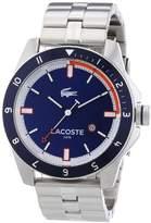 Lacoste Men's Watch XL Analogue Quartz Stainless Steel 2010701