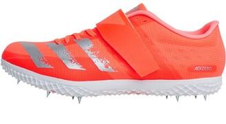adidas Adizero High Jump Signal Coral/Silver Metallic/Footwear White
