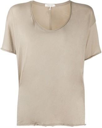 Rag & Bone The Gaia organic cotton T-shirt