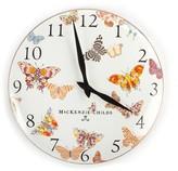 Mackenzie Childs MacKenzie-Childs - Butterfly Garden Clock - White