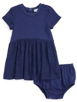 Splendid Infant Girl's Short Sleeve Knit Dress