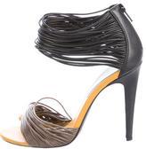 Bottega Veneta Leather Multistrap Sandals