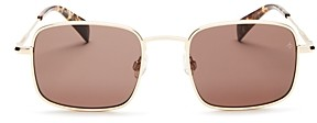 Rag & Bone Men's Square Sunglasses, 51mm