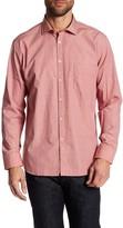Billy Reid John Long Sleeve Standard Fit Shirt