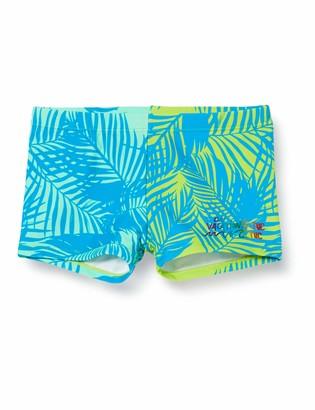 Tuc Tuc Green Printed Boxers for BOY Miami Splash