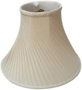 BEIGE Royal Designs, Inc. Royal Designs Twisted Pleat Basic Lampshade, Beige, Beige, 6x14x11