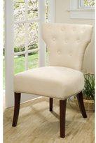 Safavieh En Vogue Dining Gramercy Cream Side Chairs (Set of 2)