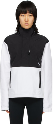 The North Face Black and White Graphic Collection Pullover Jacket