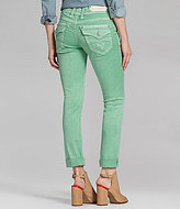 Rock Revival Cuff Skinny Jeans