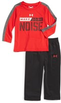 Under Armour Infant Boy's Make Some Noise T-Shirt & Pants Set