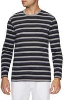 Daniel Buchler Crewneck Long Sleeve Sweater
