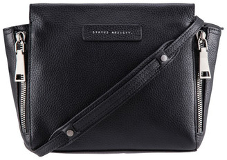 Status Anxiety SA7223 The Ascendants Front Zip Crossbody Bag