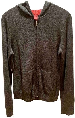 Juicy Couture Grey Cashmere Knitwear