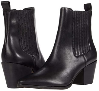 Lucky Brand Radah (Black) Women's Boots