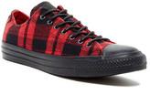 Converse Chuck Taylor Plaid Sneaker (Unisex)