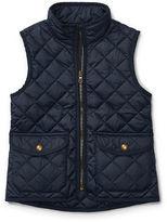 Ralph Lauren 2-6X Quilted Full-Zip Vest