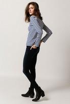 Comme des Garcons Women's Striped L/S Tee