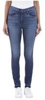 3x1 Women's Higher Ground Zipper Skinny Jean in Vamp