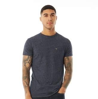 Jack Wills Mens Ayleford T-Shirt Navy