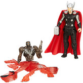 Disney Marvel's Avengers: Age of Ultron Action Figure Set - Thor Vs. Sub Ultron 005 - 2 1/2''