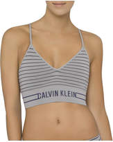 Calvin Klein Seamless Logo Demi Lightly Lined Multiway Bra