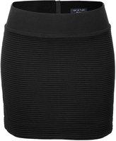 Rag & Bone Sloane Mini-Skirt