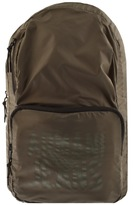 Giorgio Armani Jeans Packaway Backpack Bag Green
