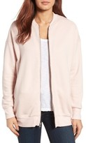 Gibson Women's Knit Bomber Jacket