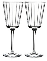 Rogaska Avenue White Wine Glass, Set of 2