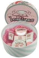 Gloss! Beautyous Bath Gift Box, Blushing Nectarine - 5 Piece by Gloss!