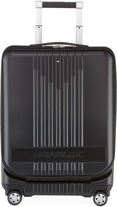 Montblanc #MY4810 Trolley Cabin Luggage with Pocket