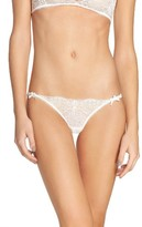 For Love & Lemons Women's Daffodil Lace Panty