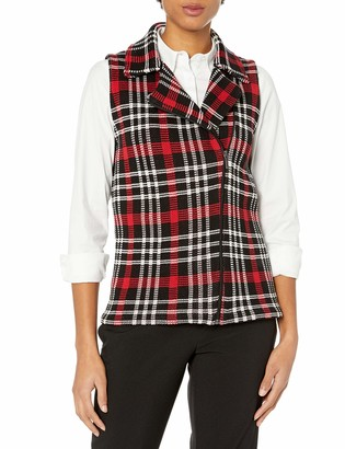 Chaps Women's Sleeveless Cotton-Vest