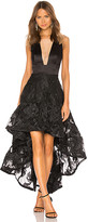 Bronx and Banco Fiona Noir Gown