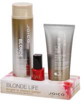 Joico Blonde Life and Nail Varnish Bundle