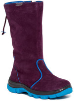 Naturino Yule Faux Wool Lined Tall Boot (Little Kid)
