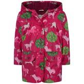 Hatley HatleyGirls Apple Orchard Raincoat